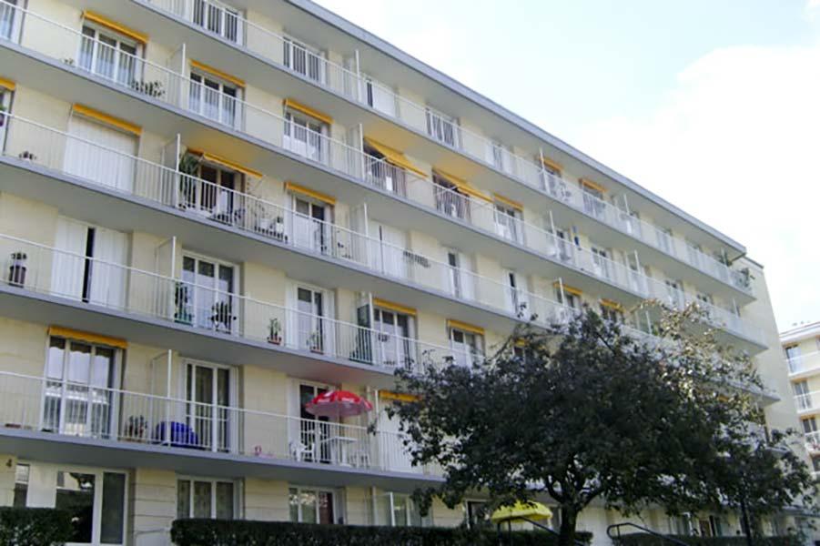 Restauration volets Meudon résidence haut sablon